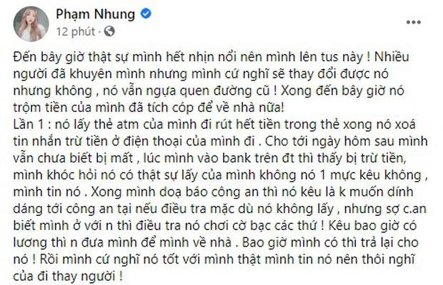 Tinikun viết tâm thư nhắn gửi Sena: Cái sai nhất của mày là không trân trọng những người đã yêu thương, giúp đỡ mày - Ảnh 1.