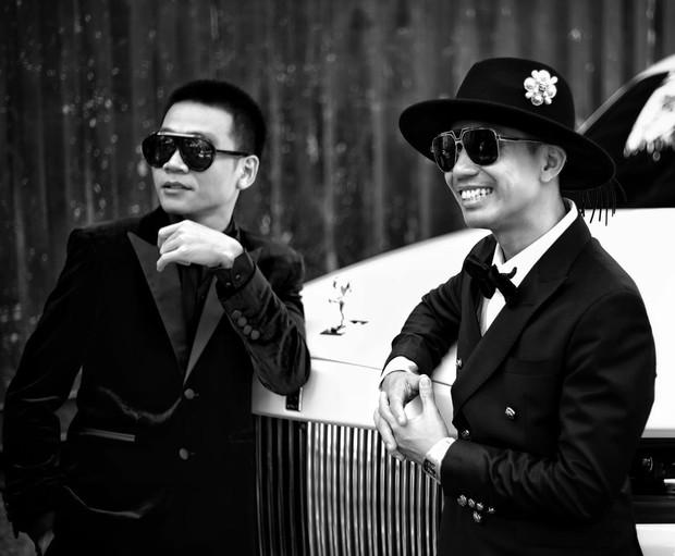 Wowy chơi lớn quay hẳn MV mừng sinh nhật đại gia Minh Nhựa, còn tặng phiên bản nón vàng chưa từng có - Ảnh 7.