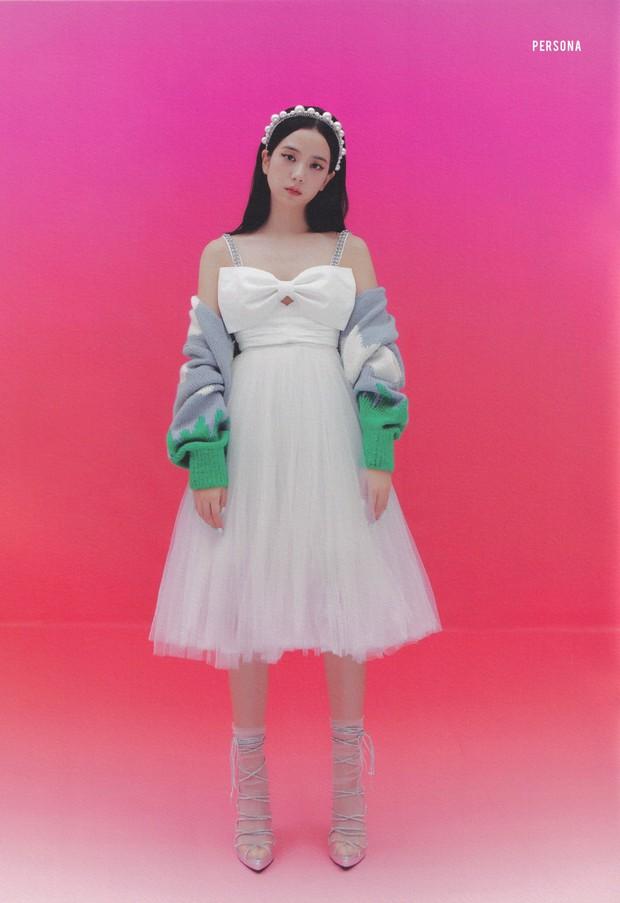 Đúng là idol đẹp như Hoa hậu: Jisoo lấn át Nhiệt Ba khi đụng hàng, còn khơi lại vụ diện đồ nhái của Lan Ngọc - Ảnh 3.