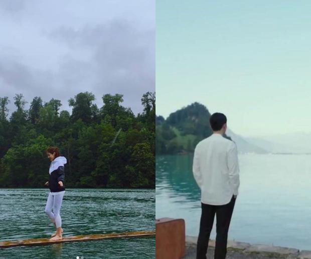 Đào lại chuyện cũ, netizen nhận ra Hyun Bin từng dính tin đồn tái hợp mỹ nhân này trong thời gian yêu Son Ye Jin - Ảnh 5.