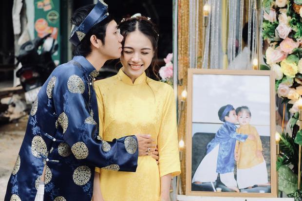 Nụ hôn đánh dấu chủ quyền năm 3 tuổi giúp anh chàng tìm lại và cưới luôn bạn gái thanh mai trúc mã sau 23 năm - Ảnh 8.