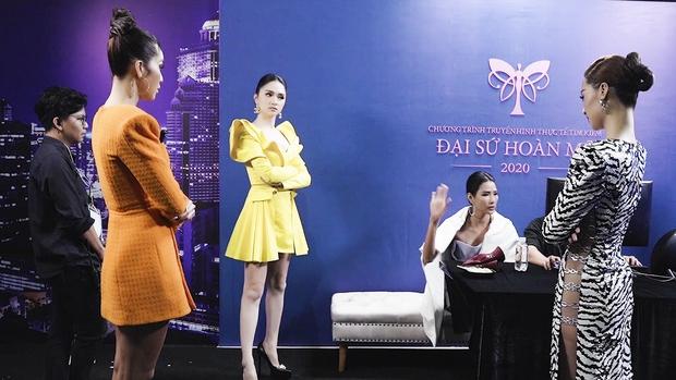 Rộ nghi vấn Minh Tú - Hoàng Thùy không còn làm bạn trên Facebook hậu drama ở show thực tế - Ảnh 3.