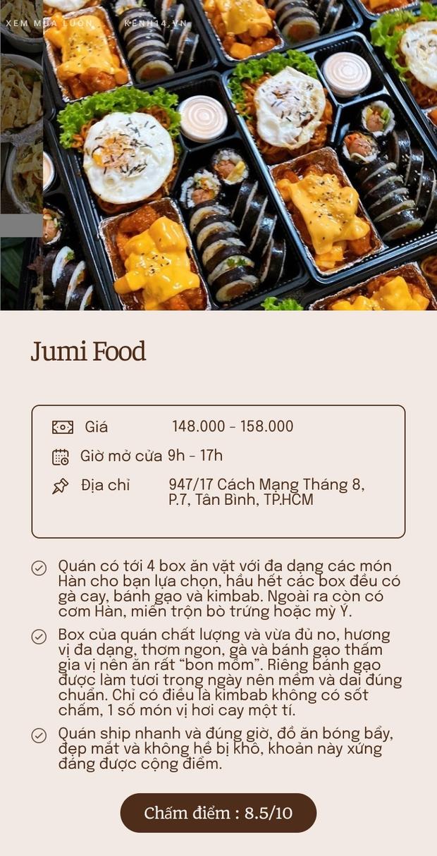 """""""Mọt ăn"""" chấm điểm 5 quán ship box ăn vặt hot nhất Sài Gòn: Rốt cuộc đâu mới là """"chân ái""""? - Ảnh 3."""