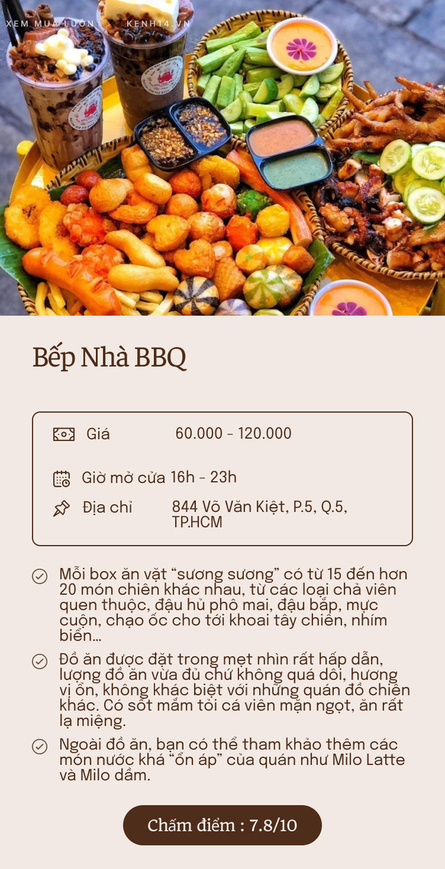 """""""Mọt ăn"""" chấm điểm 5 quán ship box ăn vặt hot nhất Sài Gòn: Rốt cuộc đâu mới là """"chân ái""""? - Ảnh 7."""