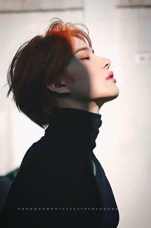 Knet chọn ra những nam idol có sống mũi chơi cầu trượt hoàn hảo nhất: V (BTS) đẹp sắc nét như đồ họa vẫn thua 1 nam thần SM - Ảnh 2.