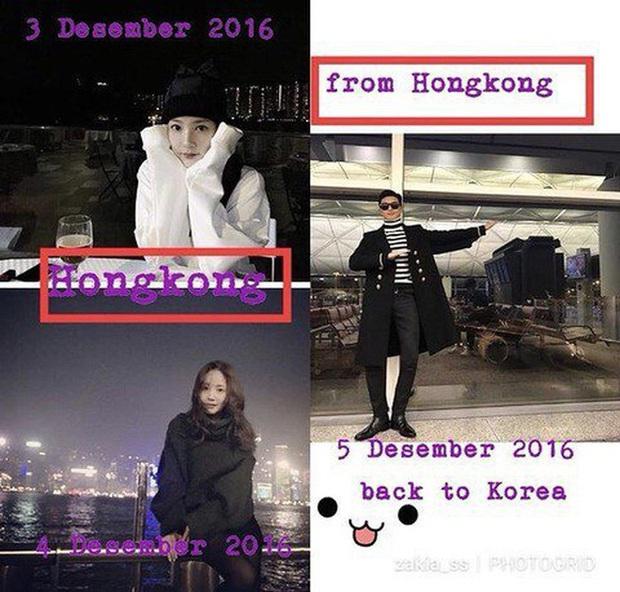 Chỉ từ 2 bài đăng, Knet chắc mẩm Park Seo Joon - Park Min Young đang hẹn hò: Hyun Bin - Son Ye Jin thứ hai hay gì? - Ảnh 7.