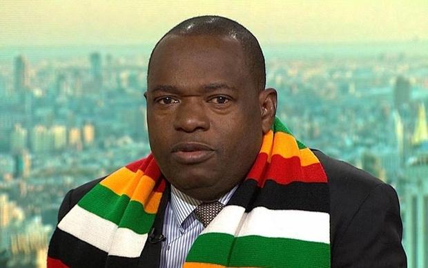 Ngoại trưởng Zimbabwe đột ngột tử vong vì Covid-19 - Ảnh 1.