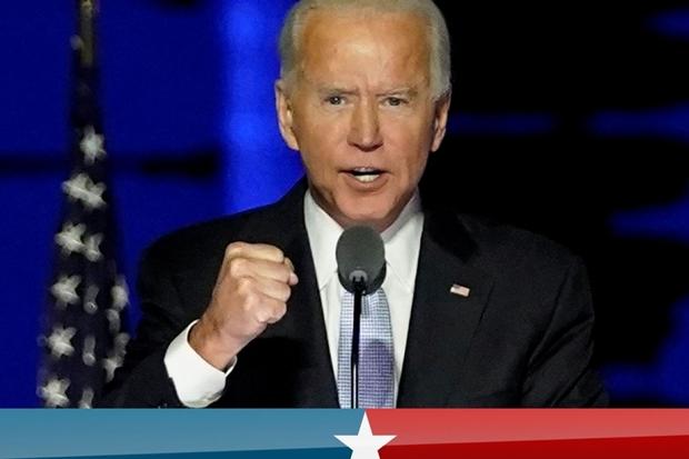 """Thông điệp hàn gắn để """"đưa nước Mỹ trở lại"""" sẽ xuyên suốt diễn văn nhậm chức của Joe Biden  - Ảnh 1."""
