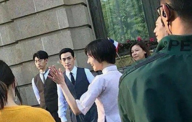Trịnh Sảng bị cắt sạch cảnh ở phim của Vương Nguyên - Lưu Hạo Nhiên, netizen ca thán chỉ thương các anh tôi! - Ảnh 2.