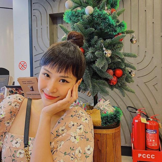 Những kiểu tóc fail toàn tập của sao Việt, chị em rút kinh nghiệm ngay kẻo Tết này đánh rớt hết vẻ xinh tươi - Ảnh 1.