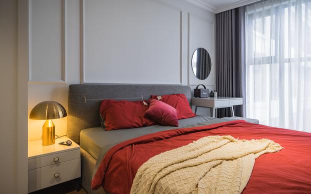 Hy sinh 1 phòng ngủ, căn hộ của chàng trai độc thân lên tầm trông thấy, sẵn sàng đón cô chủ tương lai bất cứ lúc nào - Ảnh 8.