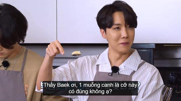 Siêu đầu bếp vỡ mộng khi nấu ăn cùng BTS: hóa ra họ không có kỹ năng, nấu ngon đều nhờ... biên tập? - Ảnh 4.