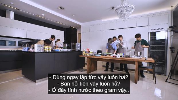 Siêu đầu bếp vỡ mộng khi nấu ăn cùng BTS: hóa ra họ không có kỹ năng, nấu ngon đều nhờ... biên tập? - Ảnh 3.