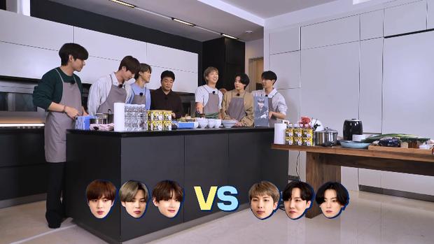 Siêu đầu bếp vỡ mộng khi nấu ăn cùng BTS: hóa ra họ không có kỹ năng, nấu ngon đều nhờ... biên tập? - Ảnh 2.