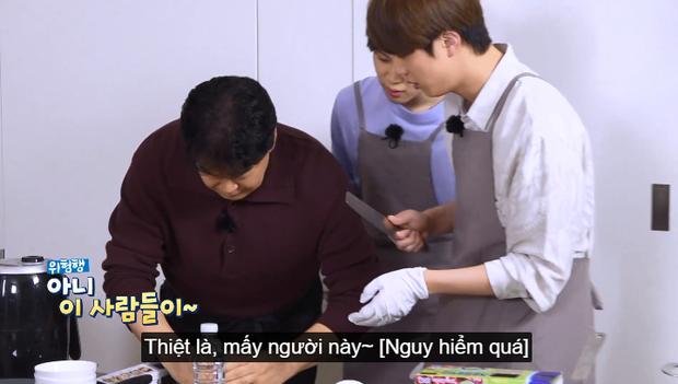 Siêu đầu bếp vỡ mộng khi nấu ăn cùng BTS: hóa ra họ không có kỹ năng, nấu ngon đều nhờ... biên tập? - Ảnh 7.