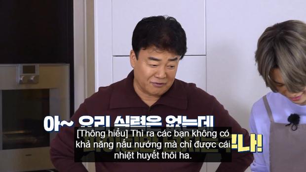 Siêu đầu bếp vỡ mộng khi nấu ăn cùng BTS: hóa ra họ không có kỹ năng, nấu ngon đều nhờ... biên tập? - Ảnh 12.