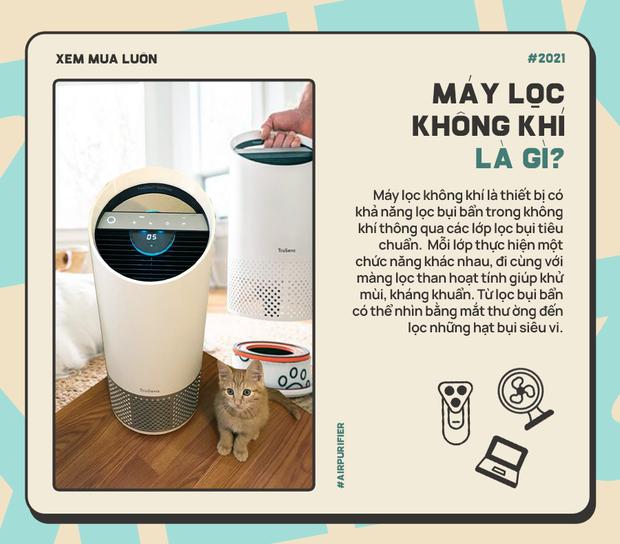 Góc chị em low-tech: Kinh nghiệm chọn máy lọc không khí cho gia đình, sạch - sang - xịn sò - Ảnh 1.