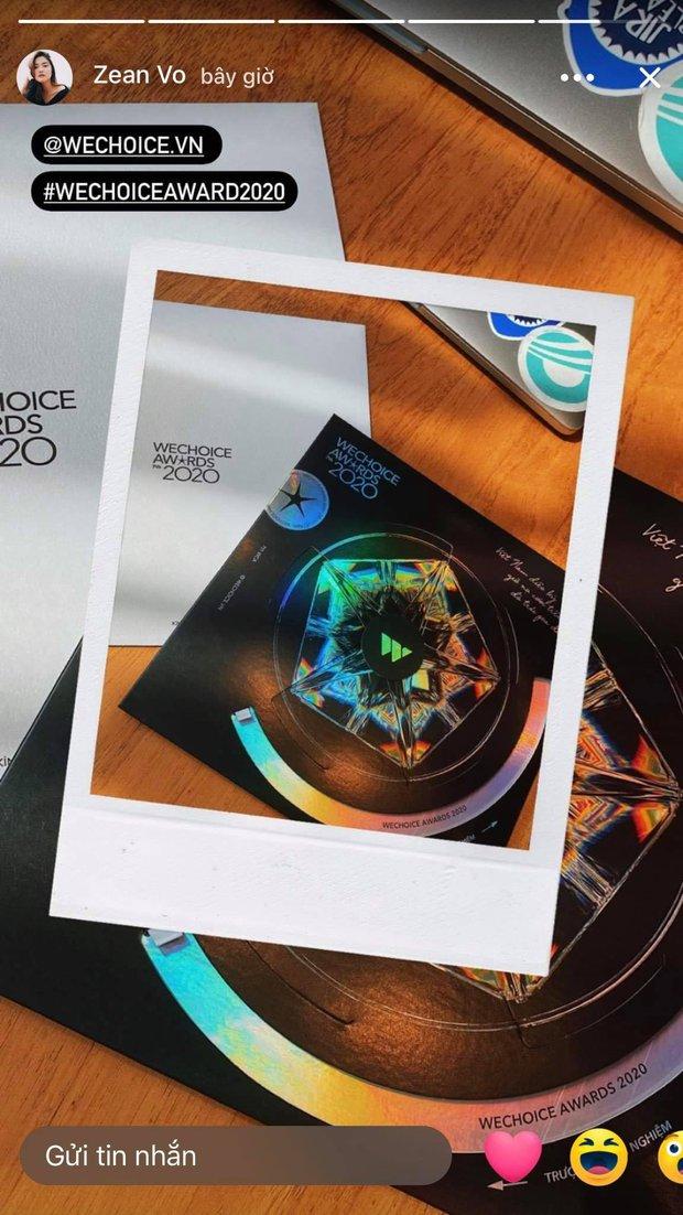 Tấm thiệp mời WeChoice Awards 2020 trên tay, dàn khách mời đang nôn đi trẩy hội lắm rồi! - Ảnh 2.