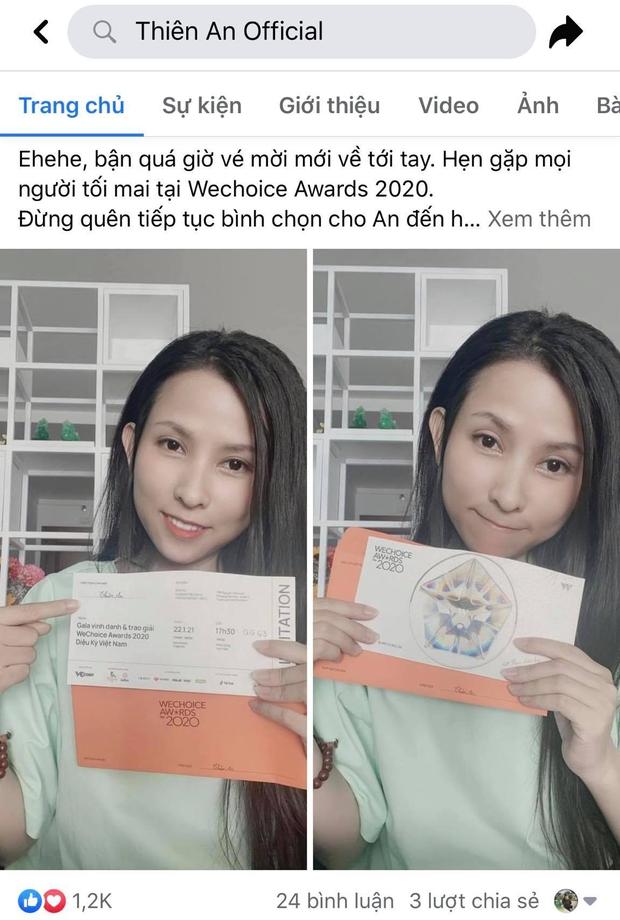Tấm thiệp mời WeChoice Awards 2020 trên tay, dàn khách mời đang nôn đi trẩy hội lắm rồi! - Ảnh 7.
