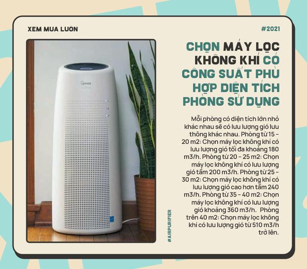 Góc chị em low-tech: Kinh nghiệm chọn máy lọc không khí cho gia đình, sạch - sang - xịn sò - Ảnh 4.