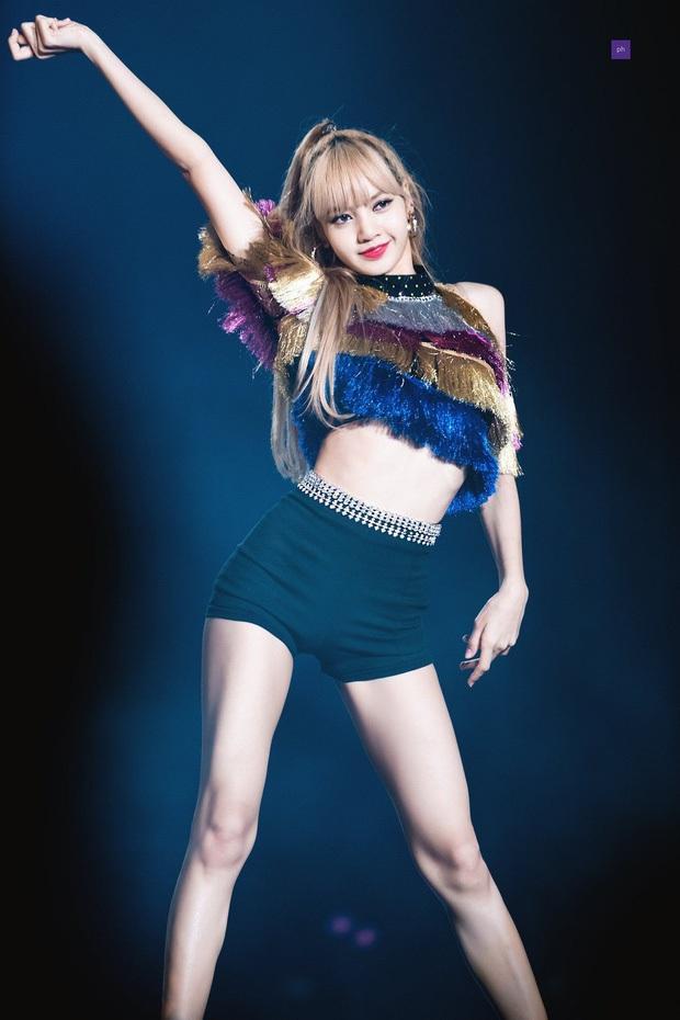 Dàn nữ thần Kbiz nổi tiếng vì... trời sinh ra đã béo không nổi: Lisa xứng danh thánh body nhưng vẫn chưa bằng eo nhỏ kỷ lục của Seo Ye Ji - Ảnh 2.
