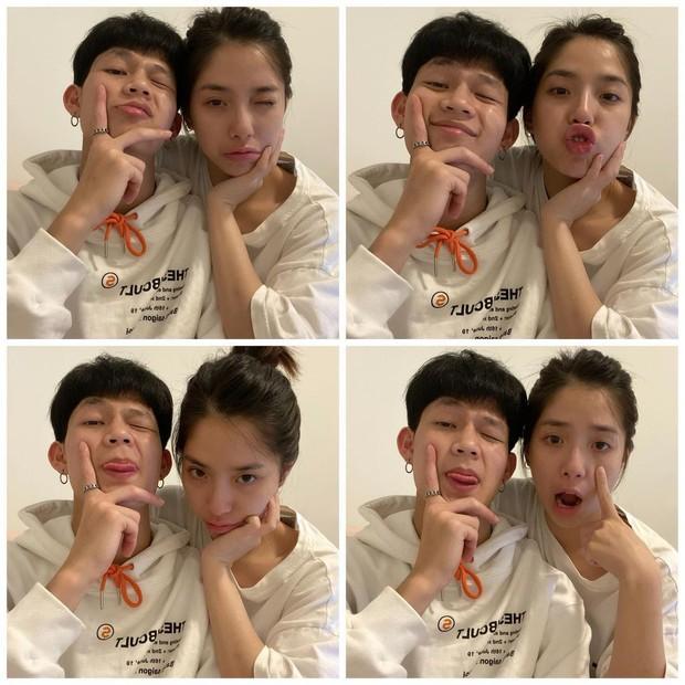 Couple Eric - Hải Yến nổi tiếng MXH với chuyện tình chị ơi, anh yêu em đón con đầu lòng tại Mỹ - Ảnh 2.