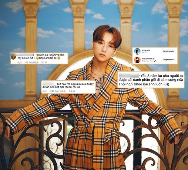 Giữa tâm bão drama nghi vấn chia tay Thiều Bảo Trâm, Instagram của Sơn Tùng cán mốc 6 triệu lượt theo dõi - Ảnh 2.
