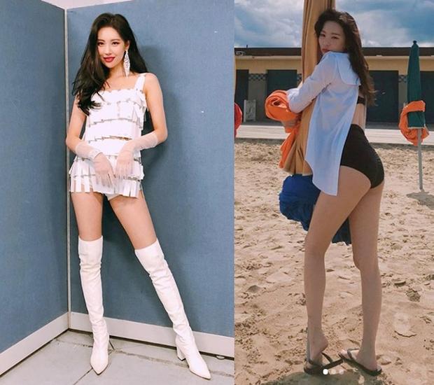 Dàn nữ thần Kbiz nổi tiếng vì... trời sinh ra đã béo không nổi: Lisa xứng danh thánh body nhưng vẫn chưa bằng eo nhỏ kỷ lục của Seo Ye Ji - Ảnh 20.