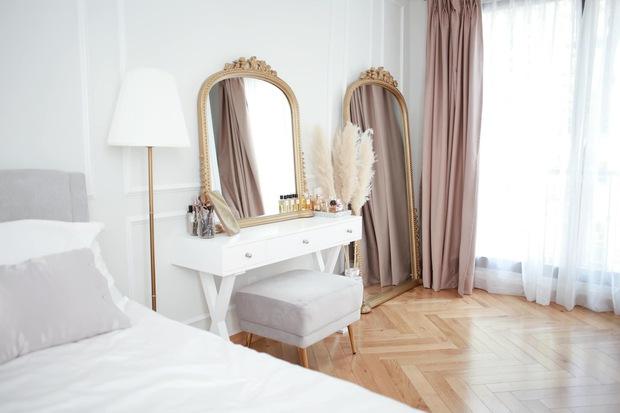 Căn hộ của rich kid Thảo Nhi Lê: Nội thất đơn giản không cầu kì, phòng tắm có style tân cổ điển nhìn mà ghen tị - Ảnh 2.