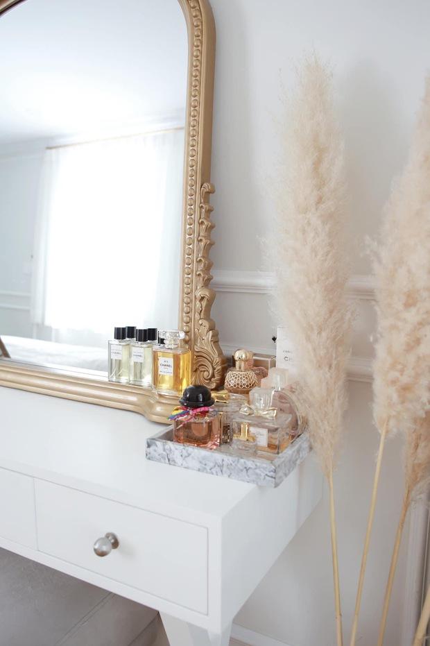 Căn hộ của rich kid Thảo Nhi Lê: Nội thất đơn giản không cầu kì, phòng tắm có style tân cổ điển nhìn mà ghen tị - Ảnh 4.