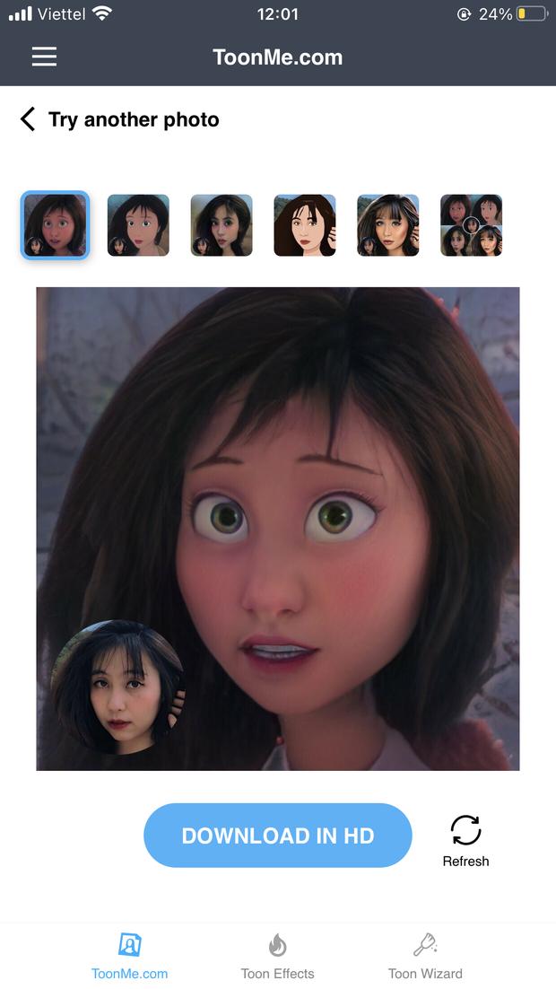 Cư dân mạng thích thú với trào lưu chuyển ảnh chân dung thành hoạt hình đậm chất Disney - Ảnh 8.