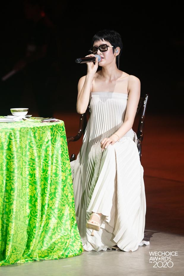 Hoà Minzy - Hiền Hồ sẽ có màn đọ giọng nổi da gà tại Gala WeChoice: Bàn tiệc bí ẩn, 1 chàng trai và điều gì sẽ xảy ra? - Ảnh 4.