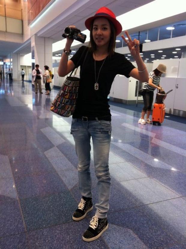 Dàn nữ thần Kbiz nổi tiếng vì... trời sinh ra đã béo không nổi: Lisa xứng danh thánh body nhưng vẫn chưa bằng eo nhỏ kỷ lục của Seo Ye Ji - Ảnh 23.