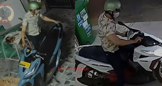 Clip: Thanh niên trộm vào nhà dân lấy liền 2 xe máy dễ như ăn cháo, camera bóc trần cảnh tượng không tưởng - Ảnh 2.