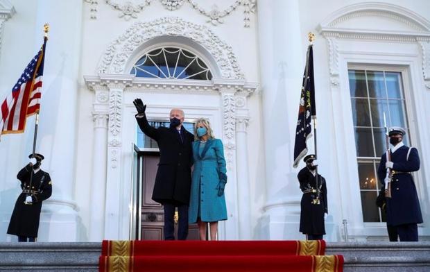 Toàn cảnh lễ nhậm chức của Tổng thống Mỹ Joe Biden - Ảnh 1.