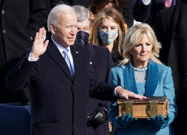 Toàn cảnh lễ nhậm chức của Tổng thống Mỹ Joe Biden - Ảnh 2.