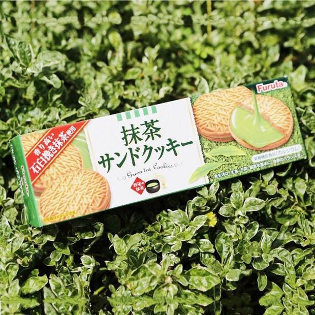 Các sản phẩm với vị trà xanh có giá bình dân đang được bán trên thị trường - Ảnh 1.