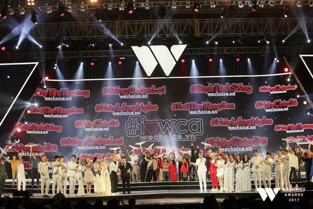 Gala WeChoice Awards 2020 sẽ chứng kiến sân khấu tối giản đầu tiên tại Việt Nam, ẩn sau đó là sự sáng tạo và rất nhiều ý nghĩa - Ảnh 2.