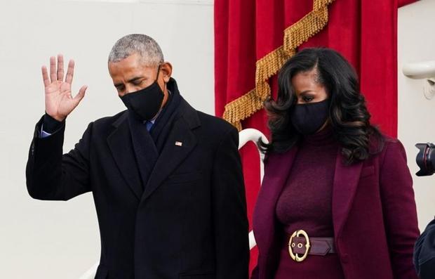 Toàn cảnh lễ nhậm chức của Tổng thống Mỹ Joe Biden - Ảnh 10.