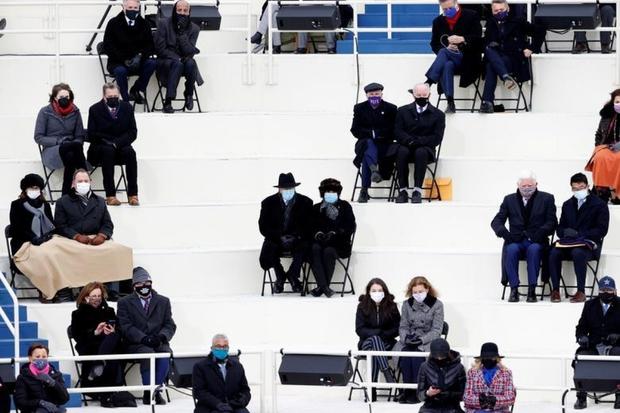 Toàn cảnh lễ nhậm chức của Tổng thống Mỹ Joe Biden - Ảnh 15.
