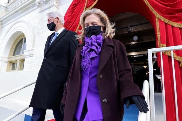 Toàn cảnh lễ nhậm chức của Tổng thống Mỹ Joe Biden - Ảnh 18.
