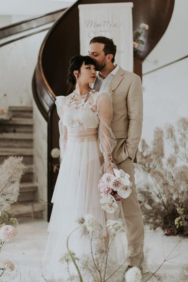 Có gì trong đám cưới bí mật có vẻ lạ lùng ở Đà Nẵng nhưng được báo Tây ca ngợi hết lời? - Ảnh 3.