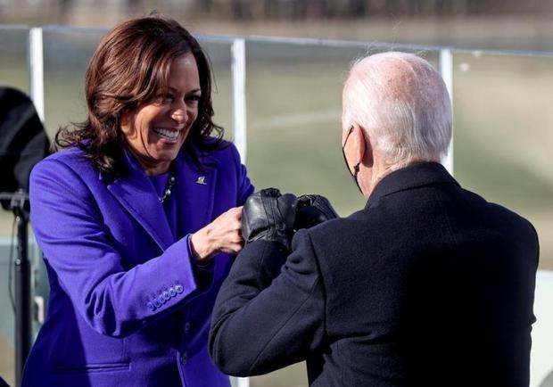 Toàn cảnh lễ nhậm chức của Tổng thống Mỹ Joe Biden - Ảnh 3.