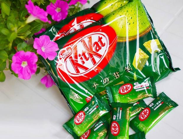 Các sản phẩm với vị trà xanh có giá bình dân đang được bán trên thị trường - Ảnh 3.