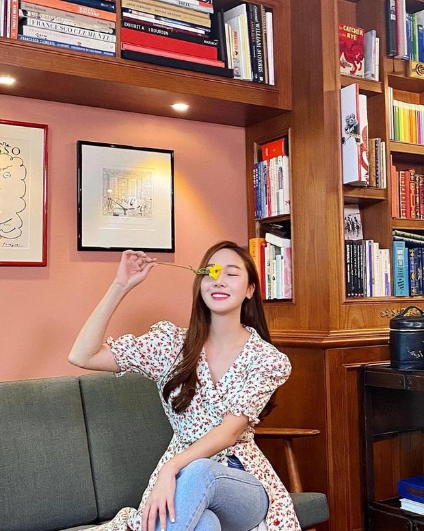 Màn đụng váy của Park Min Young và Jessica: Tưởng cạnh tranh gắt lắm, ai ngờ mang ý nghĩa cực đáng ngưỡng mộ đằng sau - Ảnh 3.