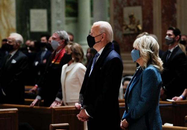 Toàn cảnh lễ nhậm chức của Tổng thống Mỹ Joe Biden - Ảnh 21.