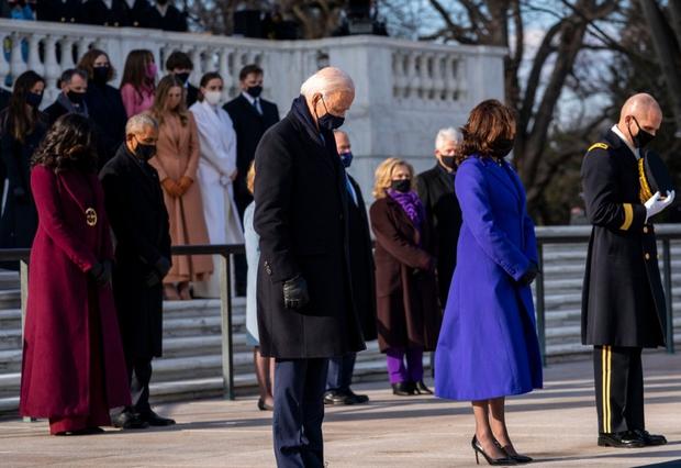 Toàn cảnh lễ nhậm chức của Tổng thống Mỹ Joe Biden - Ảnh 22.