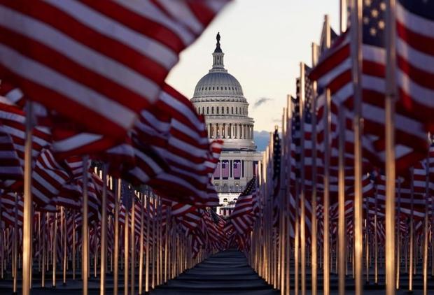 Toàn cảnh lễ nhậm chức của Tổng thống Mỹ Joe Biden - Ảnh 23.