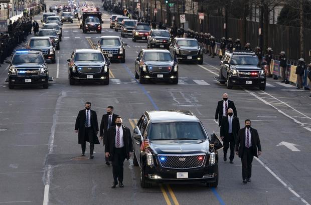 Toàn cảnh lễ nhậm chức của Tổng thống Mỹ Joe Biden - Ảnh 25.