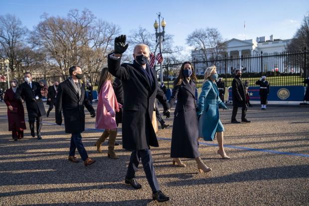Toàn cảnh lễ nhậm chức của Tổng thống Mỹ Joe Biden - Ảnh 26.